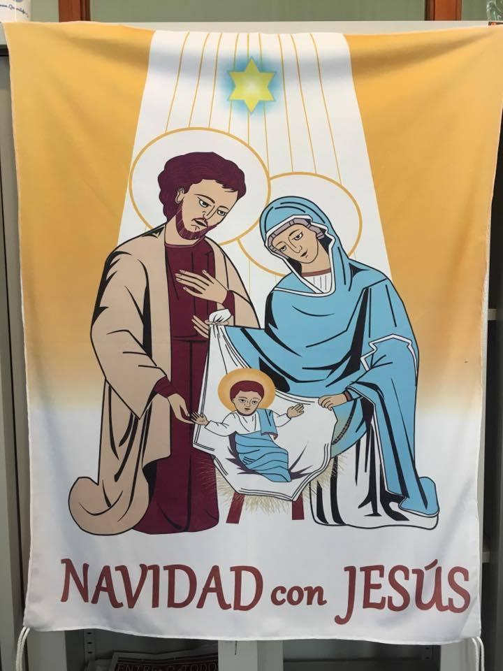 Fotos De Navidad Con Jesus.Balconera Navidad Con Jesus